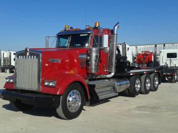 2010 Kenworth W900