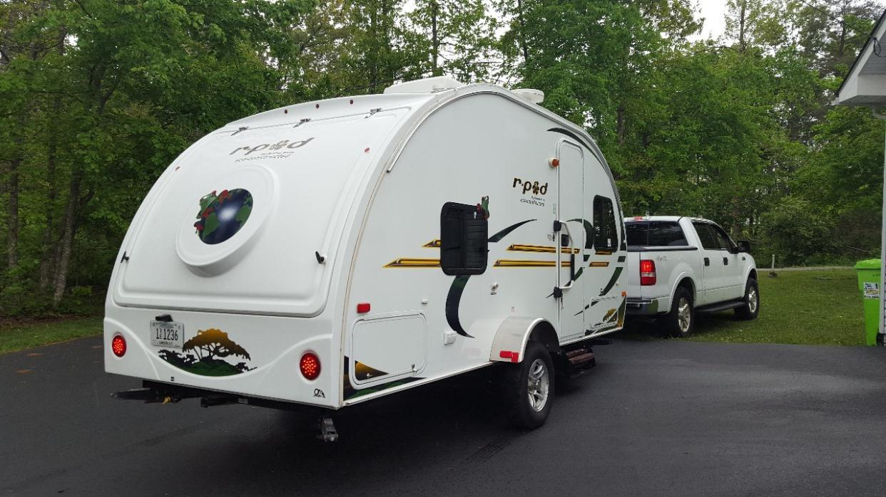 2011 Forest River R-Pod 182G