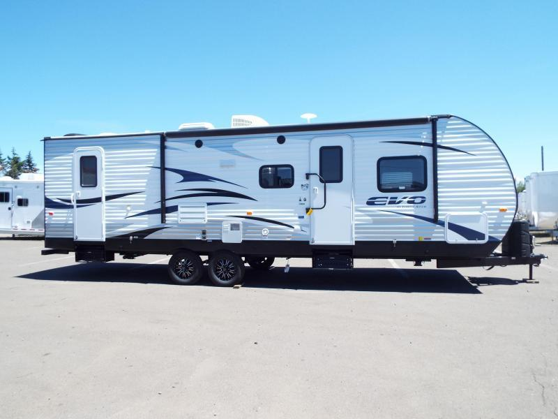 2017 Forest River, Inc. Evo Model 2850 w/ Bunk Beds - Slide Out