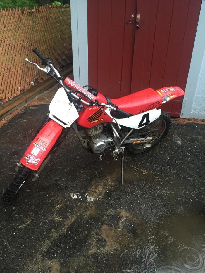 2000 Honda Xr 100