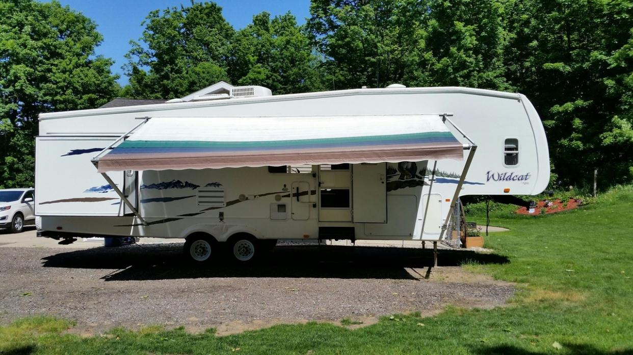 Forest River Wildcat 32qbbs rvs for sale in Michigan