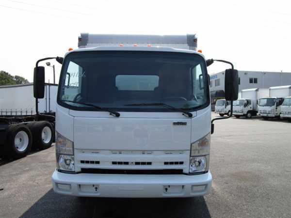 2009 Isuzu Npr Hd  Box Truck - Straight Truck