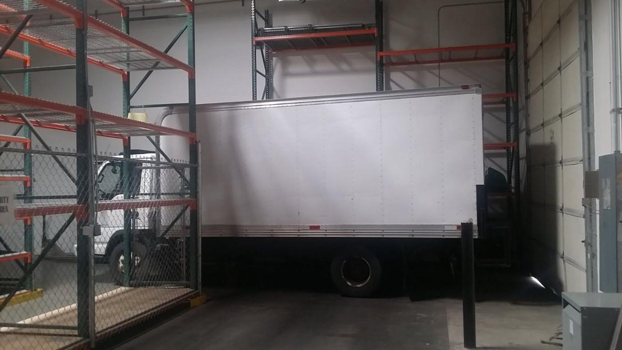 1998 Isuzu Npr  Box Truck - Straight Truck