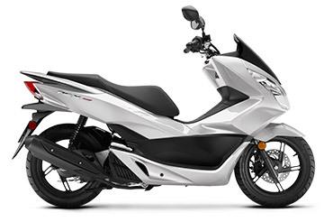 2017 Honda Pcx 150 Pearl White
