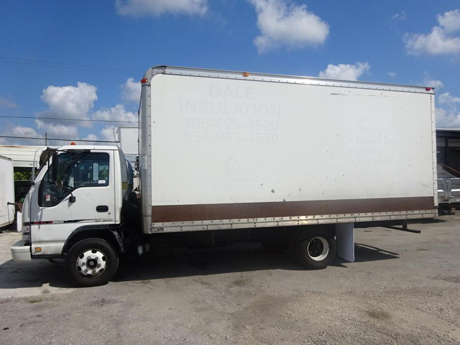 2006 Gmc W4000 Box Truck - Straight Truck