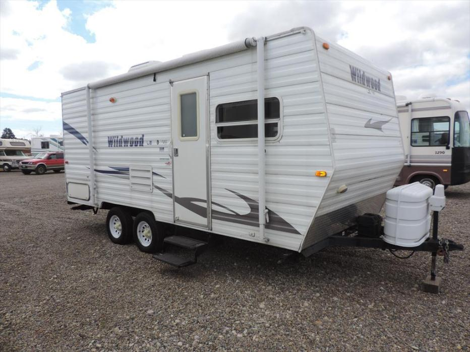 Forest River Wildwood 19bh Rvs For Sale