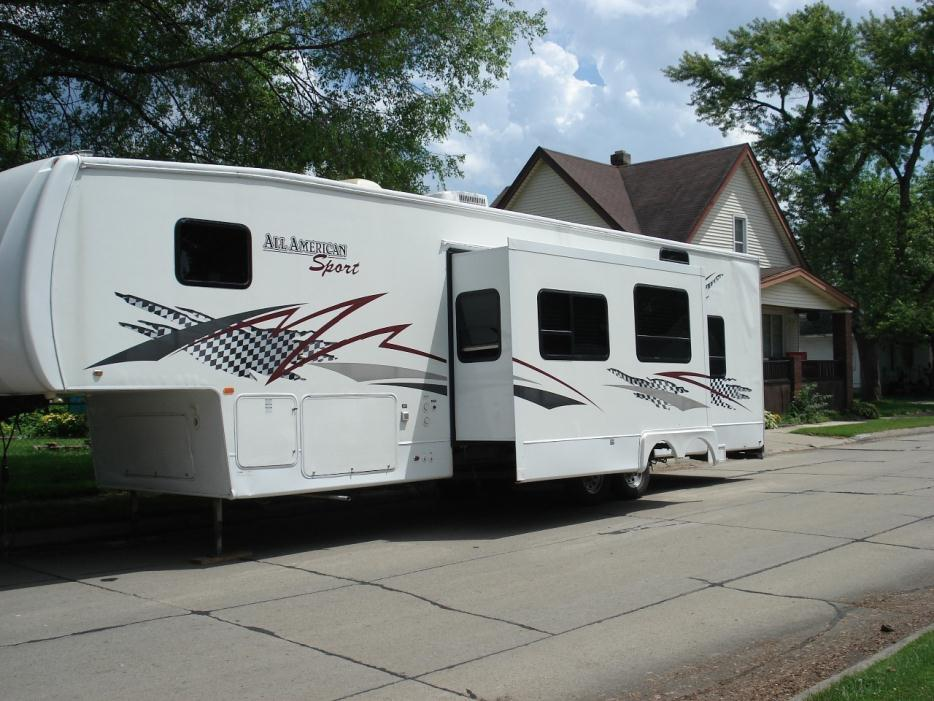 2006 Forest River All American Sport 36CKSS