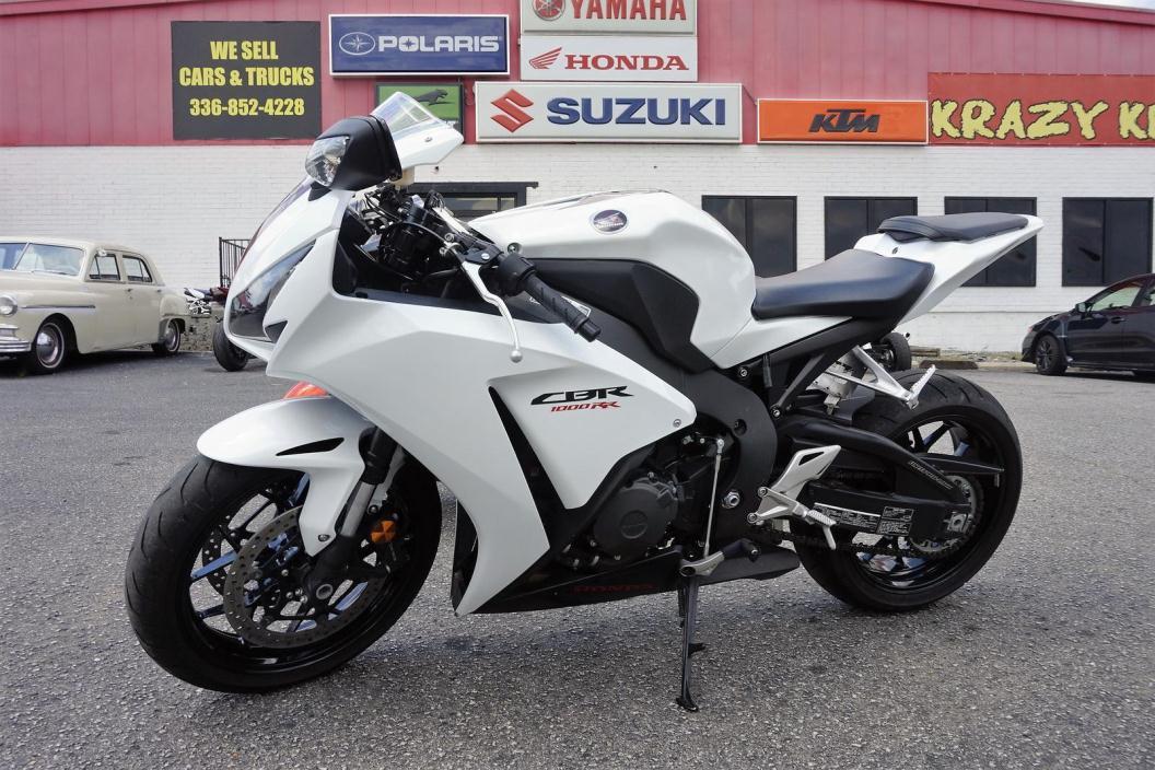 honda cbr1000 motorcycles for sale in greensboro north carolina. Black Bedroom Furniture Sets. Home Design Ideas