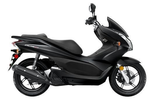 2013 Honda PCX 150D