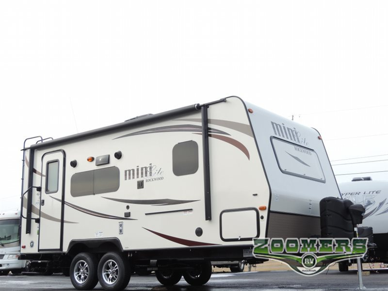Forest River Rockwood Mini Lite 2109s Rvs For Sale In Indiana
