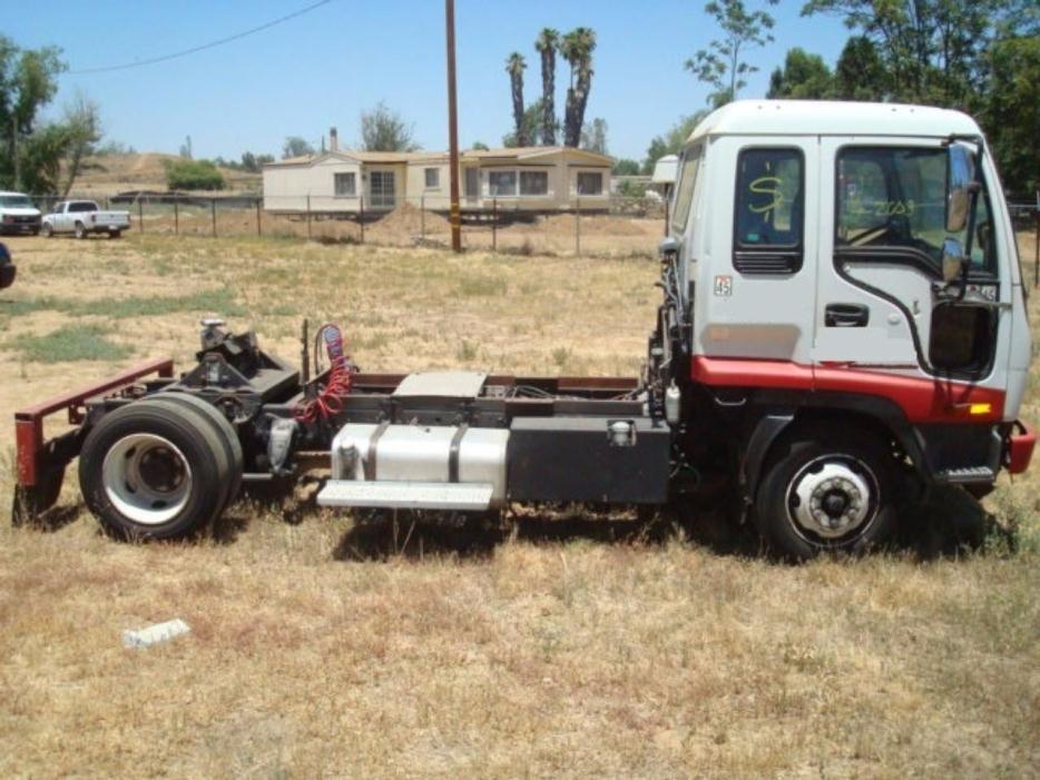 2003 Isuzu Frr  Wrecker Tow Truck