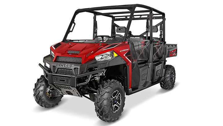 2016 Polaris Ranger Crew XP 900-6 EPS