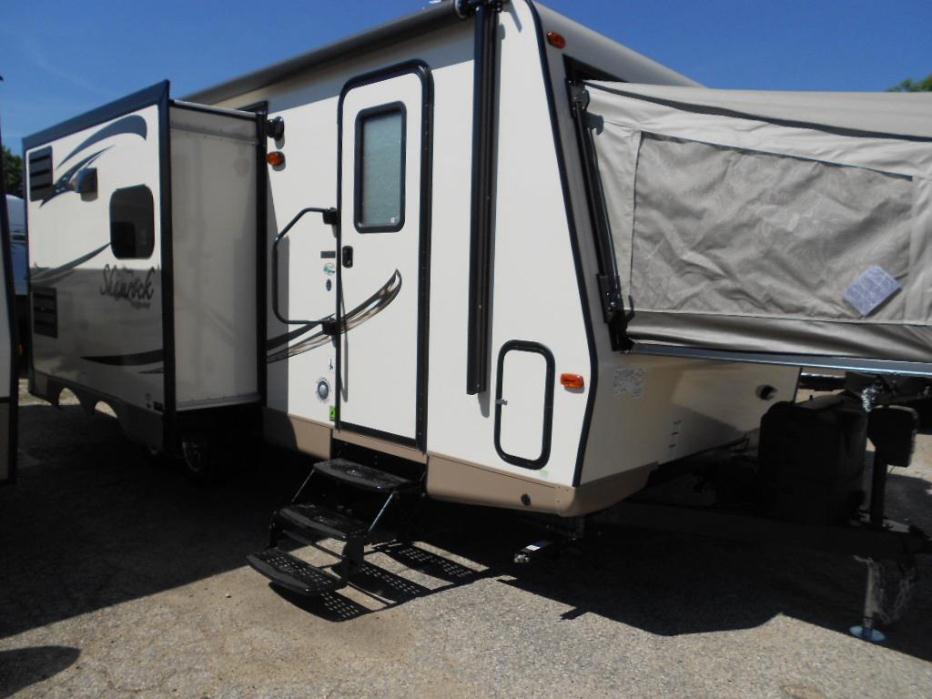 Forest River Flagstaff Shamrock 231kss Rvs For Sale