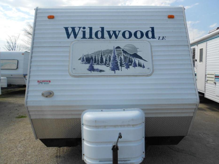 Rvs For Sale In Missouri >> Forest River Wildwood 19fd rvs for sale