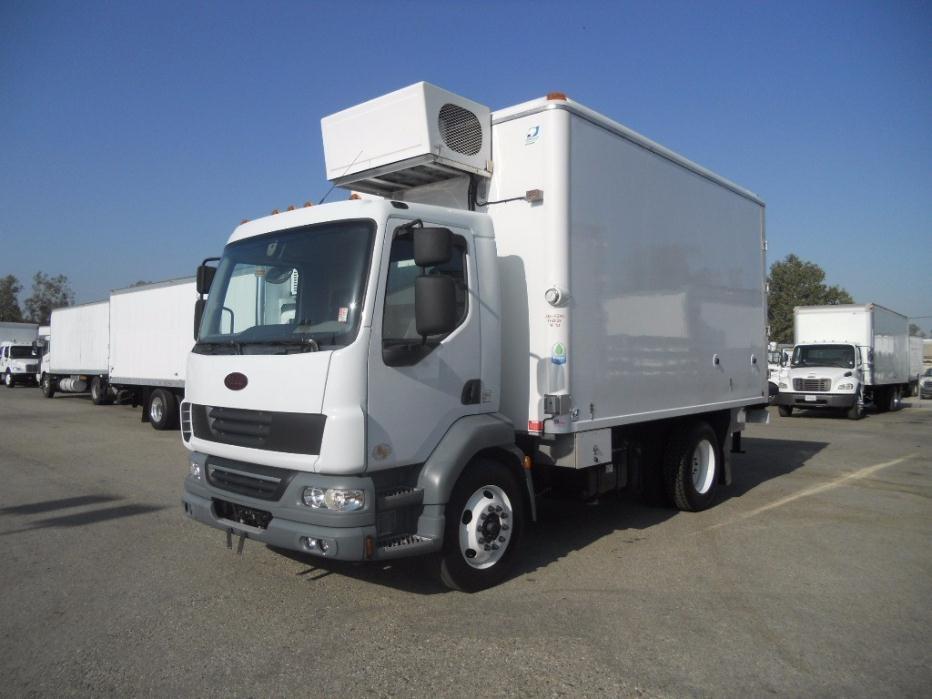 2013 Peterbilt 220 Cabover Truck - COE