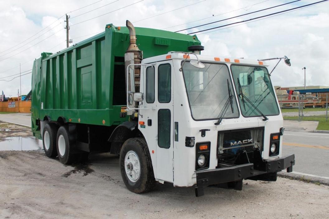 Garbage Truck Power Wheels : Mack cars for sale