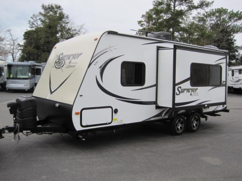 2014 Forest River Surveyor Sport 220RBS