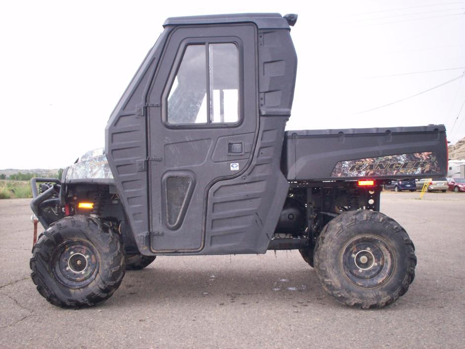 2009 Polaris Ranger 4X4 Crew Browning