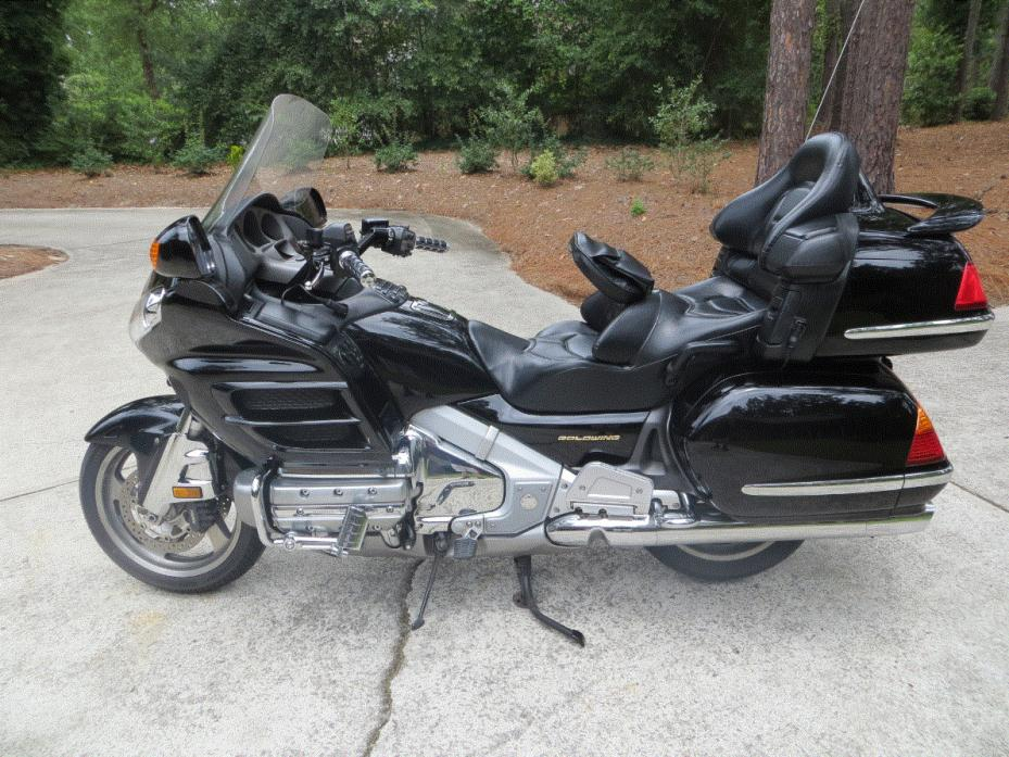 2015 Honda Gold Wing F6B