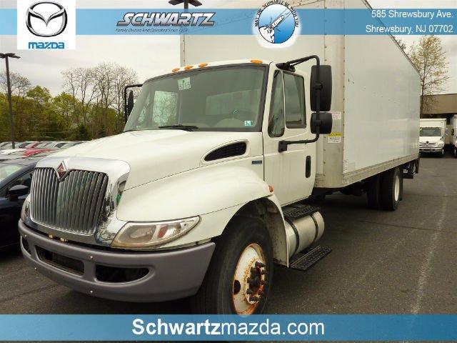 2011 Internationa 4000 Series 430  Box Truck - Straight Truck
