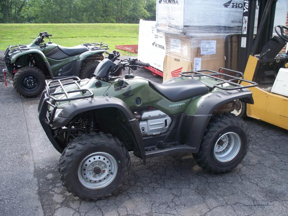 2005 Honda FourTrax Rancher AT GPScap