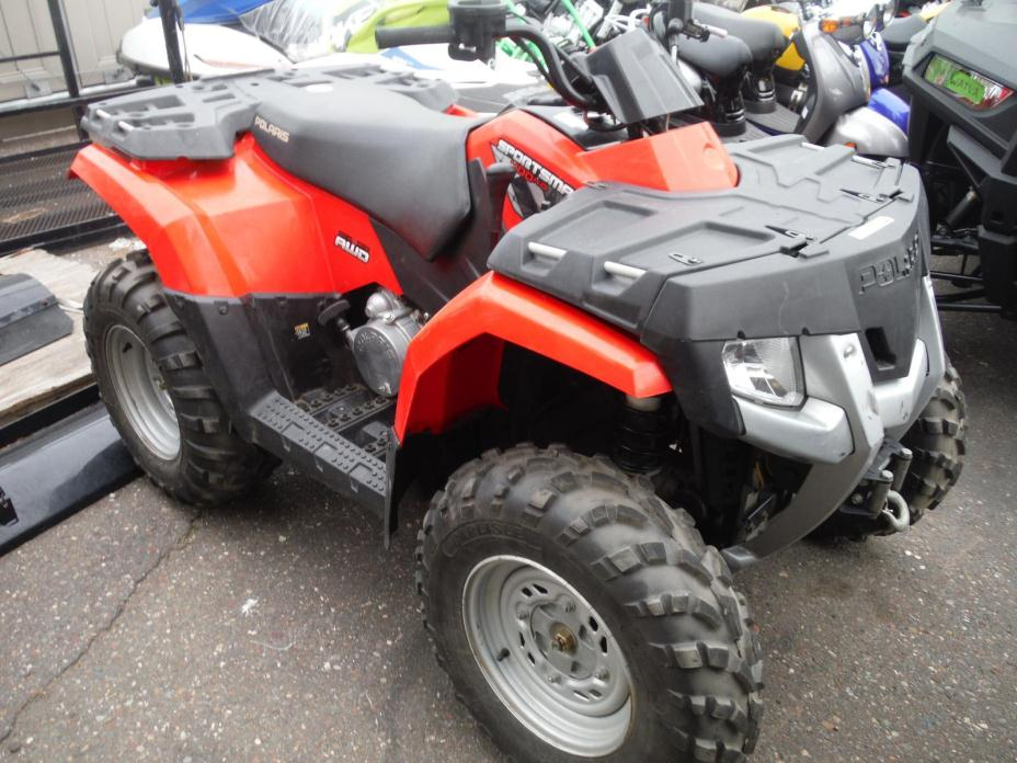2008 Polaris SPORTSMAN 400 HO