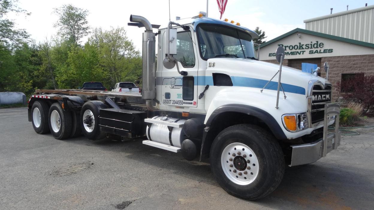 2003 Mack Granite Cv713  Garbage Truck