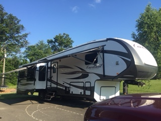 2013 Forest River Cardinal 3850RL