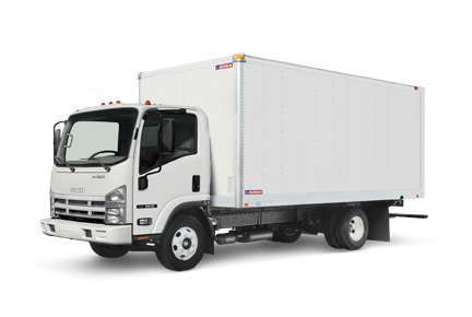 2015 Isuzu Npr-Hd Gas  Box Truck - Straight Truck