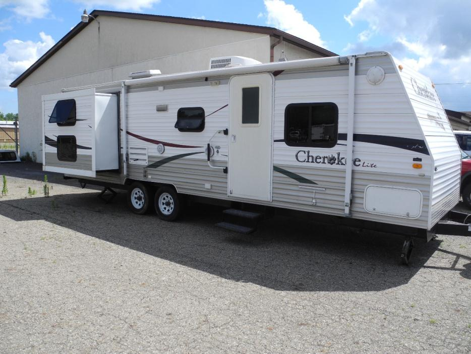 2008 Forest River Cherokee Lite 28A