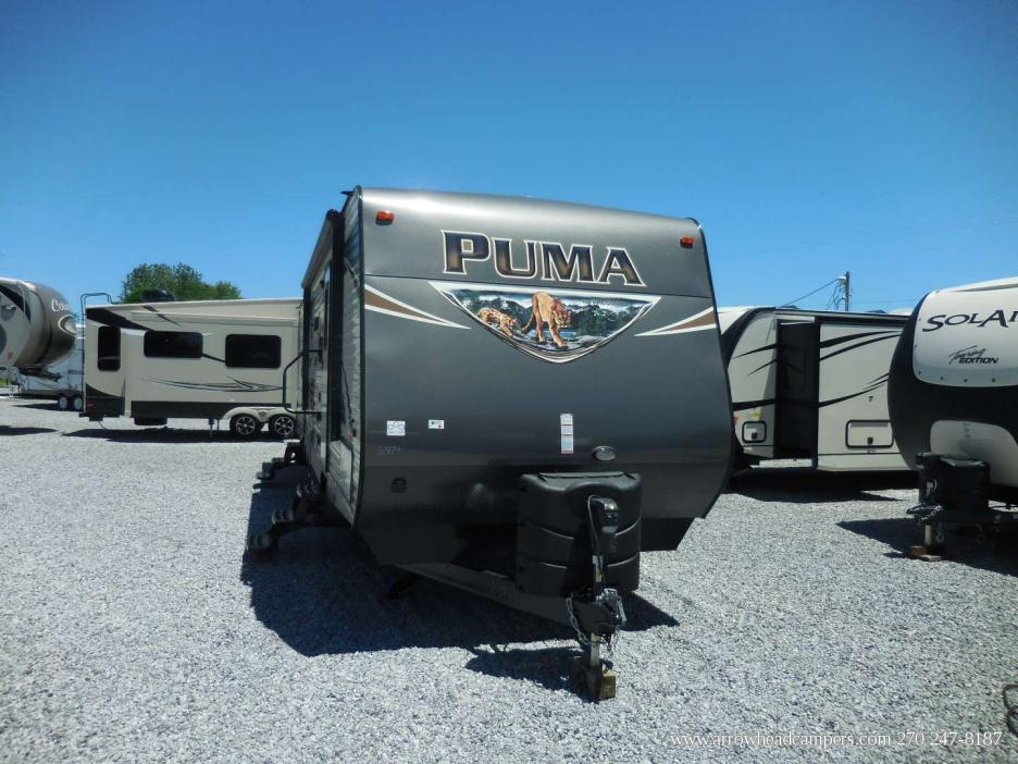 Forest River Palomino Puma 31bhss rvs for sale in Mayfield ...