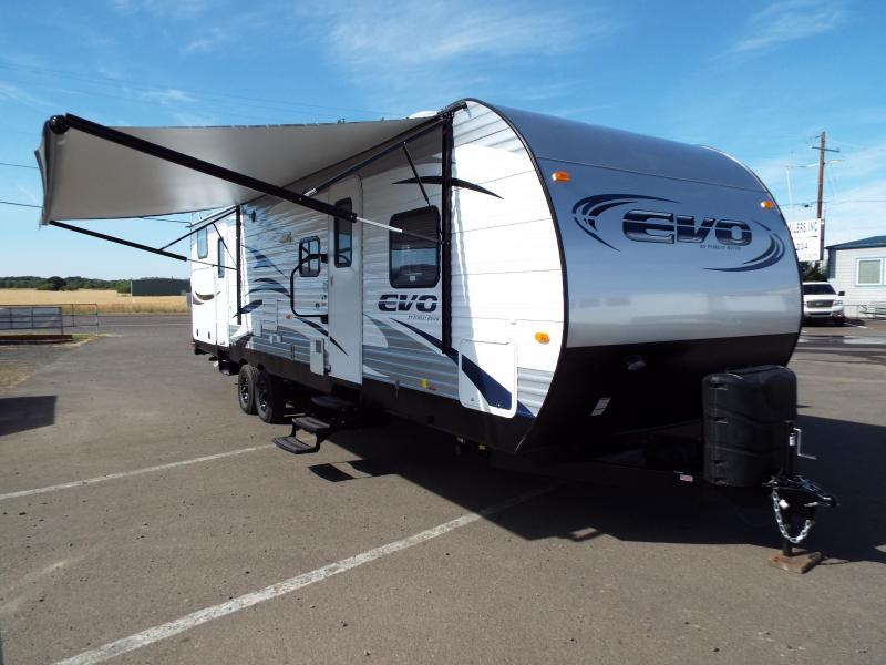 2017 Forest River, Inc. T3250 - Outside Kitchen & Arctic Package