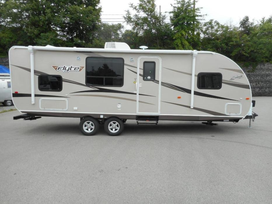 2017 Forest River Flyte 255 RS