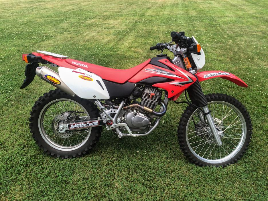 Honda 230 Dual Sport Review >> Honda Crf230l motorcycles for sale in Illinois