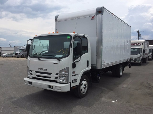 2016 Isuzu Nrr Dry Van