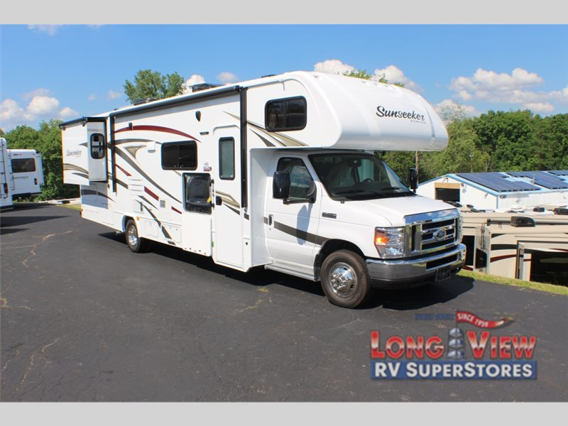 2017 Forest River Rv Sunseeker 3010DS Ford