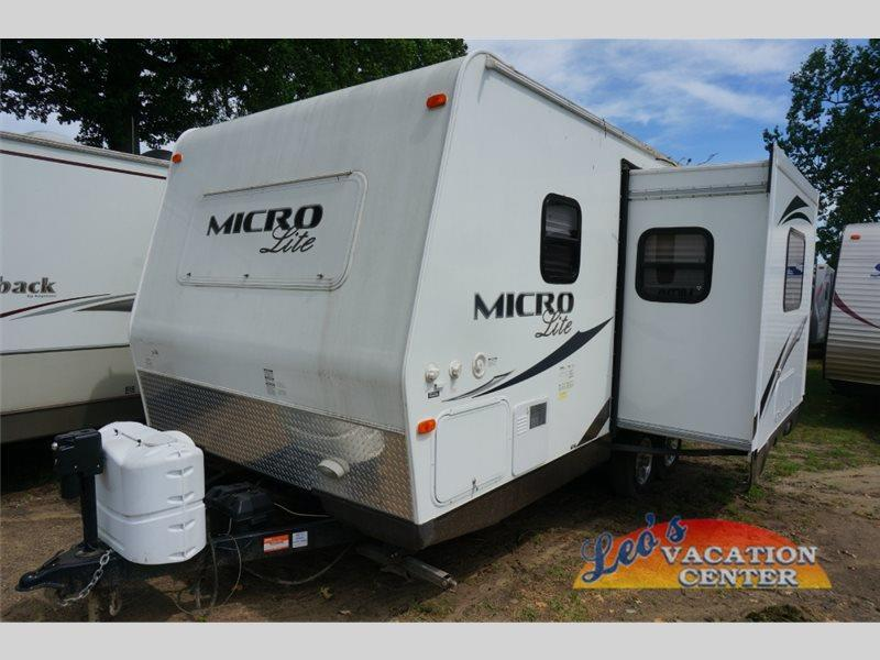 2013 Forest River Flagstaff Micro Lite 21DS