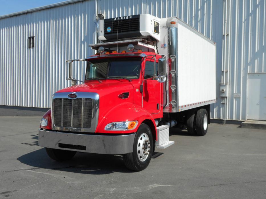 2005 Peterbilt 335 Refrigerated Truck