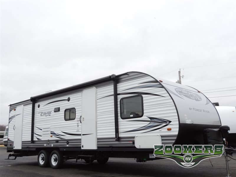 2016 Forest River Rv Salem Cruise Lite 263BHXL