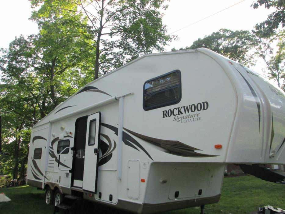 2013 Rockwood 5th Wheel Rvs For Sale