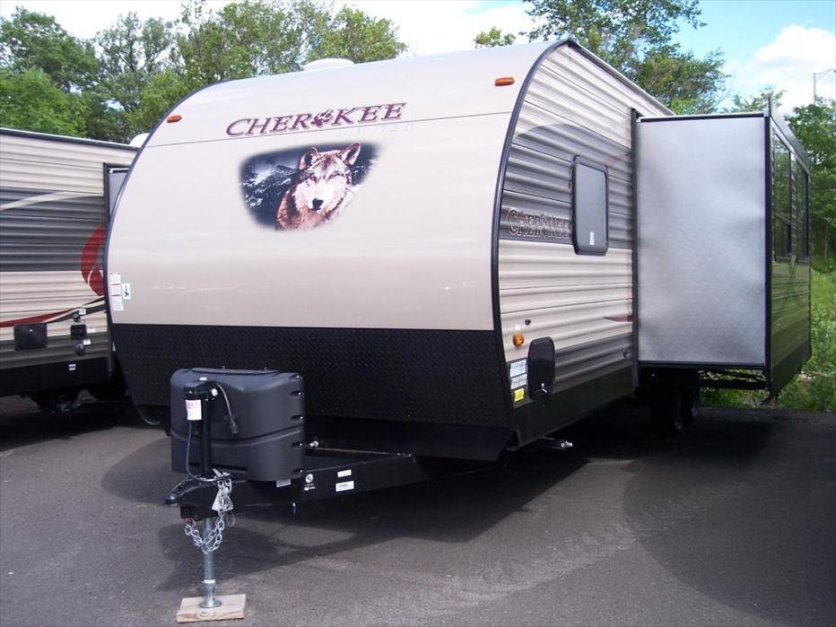 2016 Forest River Cherokee Grey Wolf 254Q