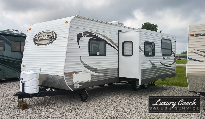 2010 Salem Le Rvs For Sale