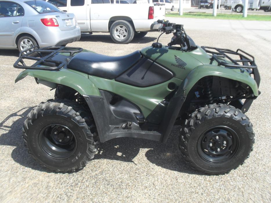 2013 Honda FOURTRAX RANCHER 420 4X4