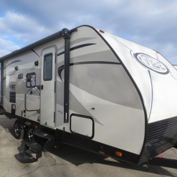 2016 Forest River Vibe Extreme Lite 21FBS