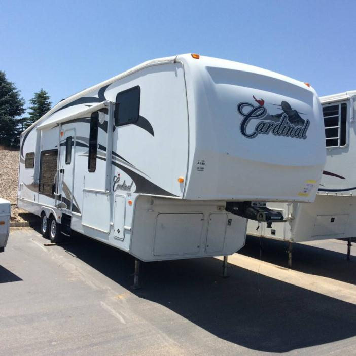 2009 Cardinal 5th Wheel RVs For Sale