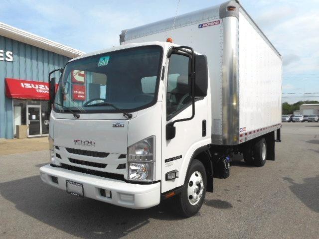 2016 Isuzu Npr Efi  Cargo Van