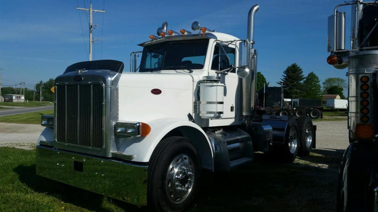 2004 Peterbilt 379 Tractor