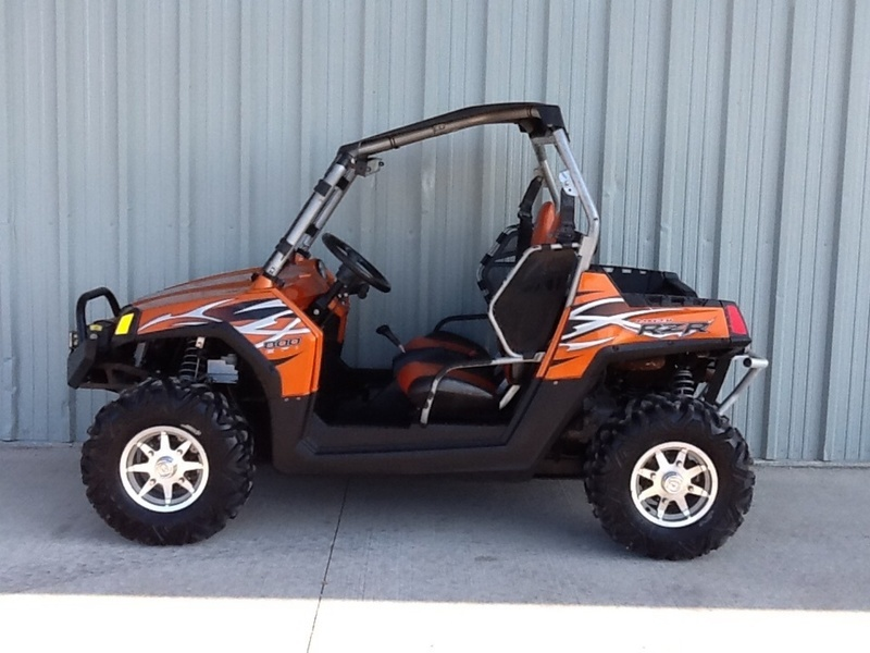 polaris ranger rzr 800 le motorcycles for sale. Black Bedroom Furniture Sets. Home Design Ideas