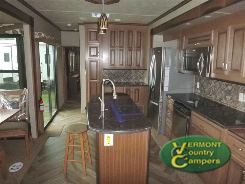 2017 Forest River Rv Cedar Creek Cottage 40CCK