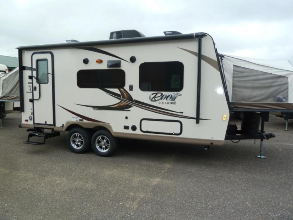 2017 Forest River Rockwood Roo 19ROO